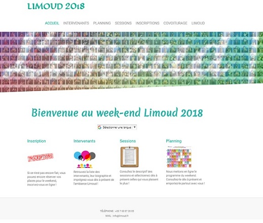 Limoud 2018 : c'est imminent !!!